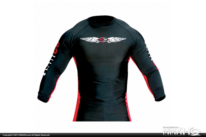 Fight Co Long Sleeve Rashguard